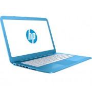 """Laptop HP Stream - 14-ax002nm Plavi Win10 14"""",Intel DC N3060/4GB/64GB eMMC/Intel HD"""