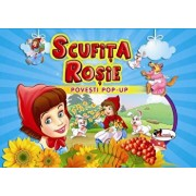 Povesti pop-up - Scufita Rosie/***