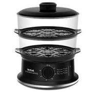 Уред за готвене с пара Tefal, 900 W, 2 нива, купа за ориз, VC140131
