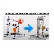 3drag - Stampante 3d Versione 1.2 - Montata