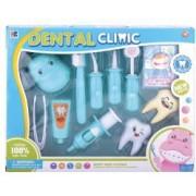 Set de joaca trusa medicala doctor dentist