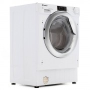 Candy CBWD 8514DC-80 Integrated Washer Dryer - White