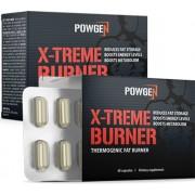 PowGen X-Treme Burner 1+1 ZDARMA: pro odbourání tukových zásob, rychlý metabolismus a extra energii navíc. Obsahuje 2x 60 kapslí na 40 dní.