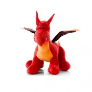NICI 40782. 0 Dragons Dragon Red Standing Approx. 30 cm