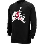 Jordan CLASSICS CREW Herren Sweater schwarz