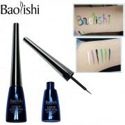 baolishi 6 color Long-lasting Waterproof Liquid Eyeliner makeup pencil eye liner brand cosmetic eyeliner