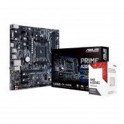 Micro Procesador Amd 3.8 Ghz + Tarjeta Madre Gigabyte A320M-S2H