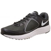 Nike Men's Emerge 3 Black, White, Anthracite and Wolf Grey Running Shoes -8 UK/India (42.5 EU)(9 US)
