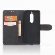 B2Ctelecom Nokia 5 Book Style Case Steigerhout