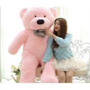4 feet Pink Giant Large Size Teddy Bear Plush Toys Stuffed Toy Lowest Price Kids Toy Birthday gifts Christmas