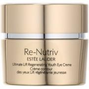 Estée Lauder Re-Nutriv Ultimate Lift crema para contorno de ojos con efecto lifting antibolsas y antiojeras 15 ml