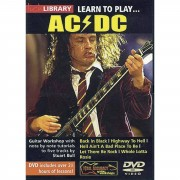 Roadrock International Lick library - AC/DC Learn to play (Guitar), DVD
