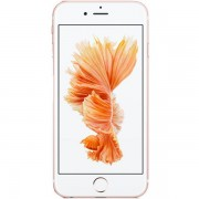 "Telefon Mobil Apple iPhone 6S, Procesor Apple A9, IPS LED-backlit Multi‑Touch 4.7"", 2GB RAM, 32GB flash, 12MP, Wi-Fi, 4G, iOS 9 (Rose Gold) + Cartela SIM Orange PrePay, 6 euro credit, 6 GB internet 4G, 2,000 minute nationale si internationale fix sau SMS"