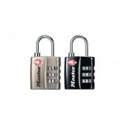 Lacat 4680EURDNKL cifru programabil, nichel, Master Lock