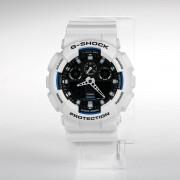 Casio G-SHOCK Standard Analog Digital Montre GA-100B-7A - Blanc