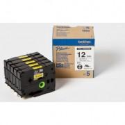 Brother HGe-631V5 cinta para impresora HGE631V5