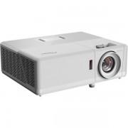 Projetor Optoma ZH406, 4500 Lúmens, FUll-HD 3D, 24/7, Laser