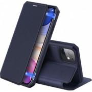 Husa DuxDucis X-Skin Tip Portofel Apple iPhone 11 Albastru