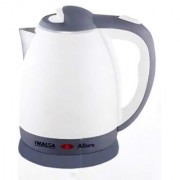 Inalsa Allure 1500 Watt Electric Kettle in 1.5-Litre (White and Grey)