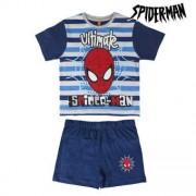 Spiderman Summer Pyjamas för pojkar - Storlek: storlek 7 år