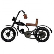 BuzyKart Beautiful Classic Wrought Iron Bike / Showpiece / Iron Decor