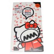 Преден и заден протектор за Apple iPhone 5 Hello Kitty You `ve Mail