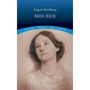 Miss Julie, Paperback/August Strindberg