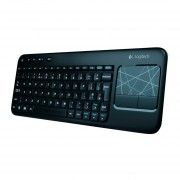 Teclado Wireless Touch Logitech K400 - Negro