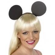 Geen Pluche Mickey Mouse oren