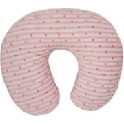 "JOURNEY9 PP COTTON ""U"" PILLOW PINK PRINT Neck Pillow(PINK)"