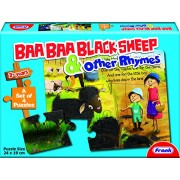 Frank Baa Baa Black Sheep and Other Rhymes, Multi Color