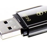 Transcend JetFlash® 350 USB-minne 64 GB Svart TS64GJF350 USB 2.0