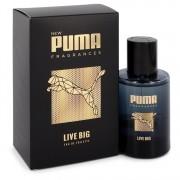 Puma Live Big Eau De Toilette Spray By Puma 1.7 oz Eau De Toilette Spray