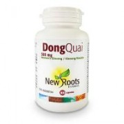 Dong quai forte (angelica sinensis) – 500 mg 100cps NEW ROOTS