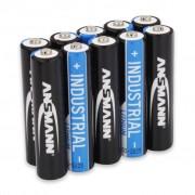 Ansmann Przemysłowe baterie litowe AAA, 10 szt., 1501-0010
