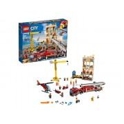 60216 Divizia pompierilor din centrul orasului