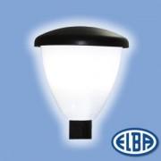 Dekoratív közterületi lámpa AVIS 01 18X1W LED OPAL IP65 Elba