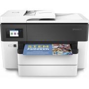 HP Officejet Pro 7730 Wide Format All-in-One - Impressora multi-funções - a cores - jacto de tinta - 216 x 356 mm (original) -