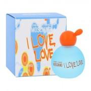 Moschino Cheap And Chic I Love Love eau de toilette 4,9 ml donna
