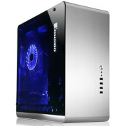 UMX 4 ITX Mid Tower Cabinet (Silver)