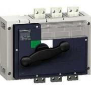 Separator de sarcina decuplare vizibil interpact inv1000 - 1000 a - 3 poli - Separatoare de sarcina interpact ins / inv - Inv630b...2500 - 31360 - Schneider Electric