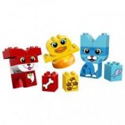 LEGO R DUPLO R Primele mele animalute 10858