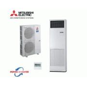 Aer conditionat coloana Mitsubishi Electric 42000 BTU inverter PSA-RP125KA + PUHZ-P125VHA3