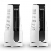 Klarstein Skyscraper Office Tower, ventilator 16W Touch alb (XJ6-SkyscraperOfce2x)