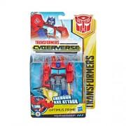 Transformers Cyberverse warrior Optimus Prime actiefiguur