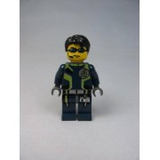 Lego Agents Agent Chase Minifigure
