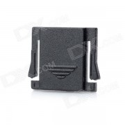 Plastic Cover Cap for Canon, Nikon, Olympus Camera Flashlight Hot Shoe
