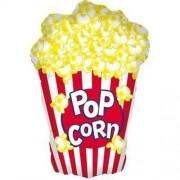 Hollywood/Movie Night Theme Party Popcorn 100cm Supershape Balloon