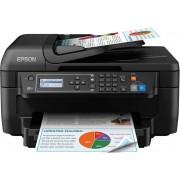 Epson Wf-2750dwf Stampante Multifunzione Wifi Inkjet A Colori Stampa Fronte/retro Copia Fax Scanner - Wf-2750dwf Workforce