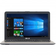 "Laptop Asus VivoBook MAX X541NA-GO023, 15.6"" HD Glare, Intel Celeron Dual Core N3450, RAM 4GB, HDD 500GB, Endless OS"